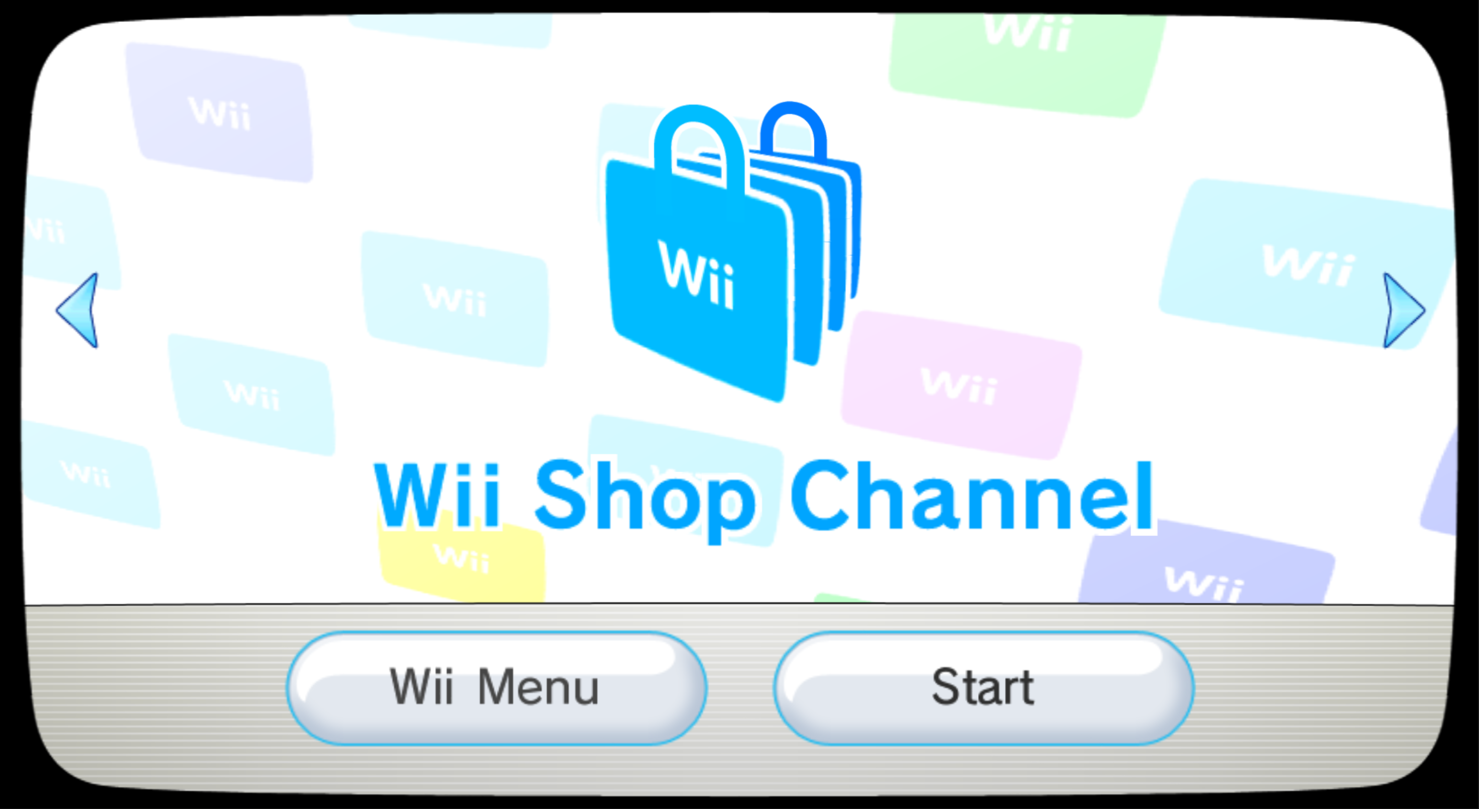 How to use wii shop channel without updating