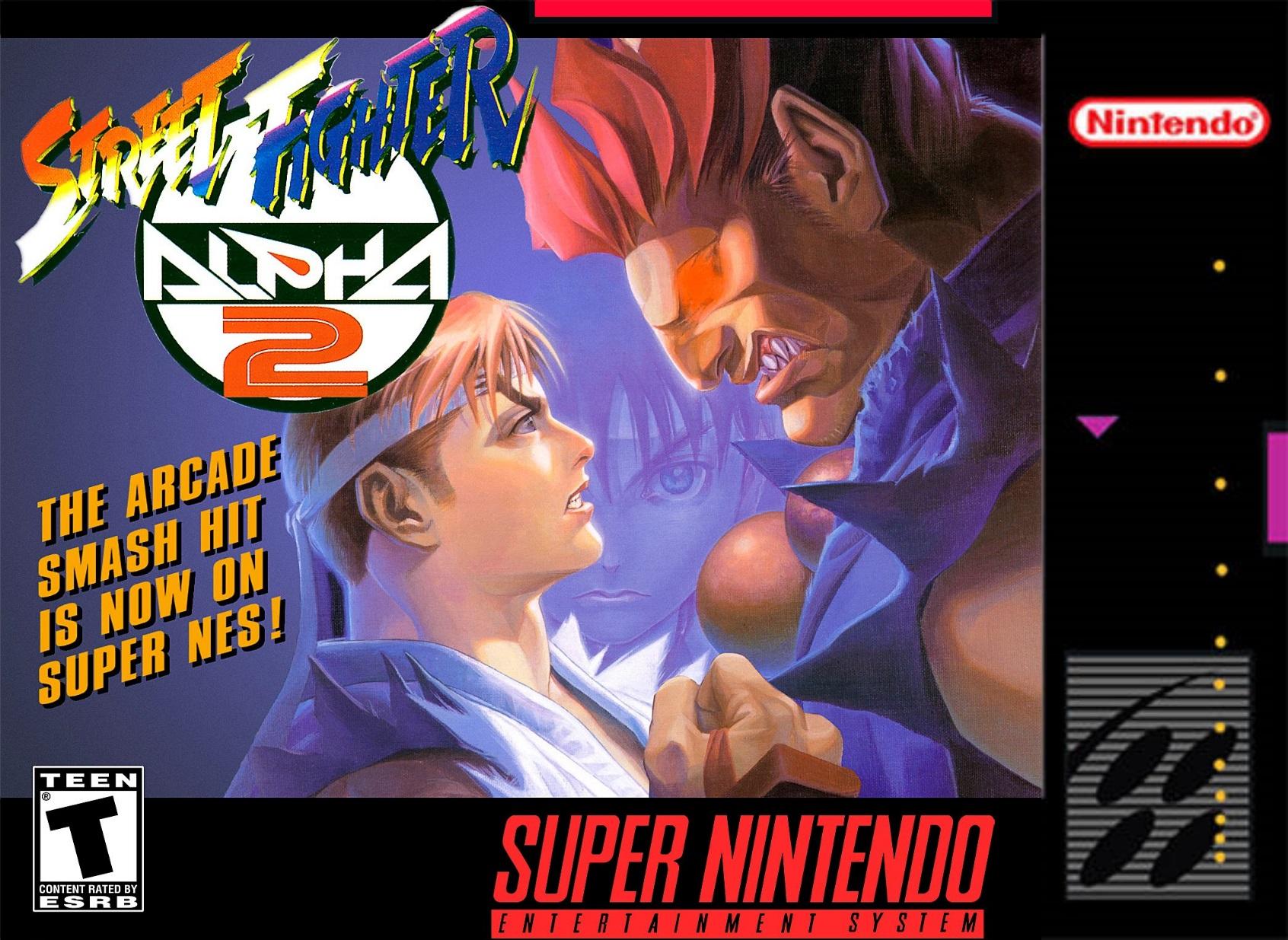File:Street Fighter Alpha 2 jpg - Dolphin Emulator Wiki