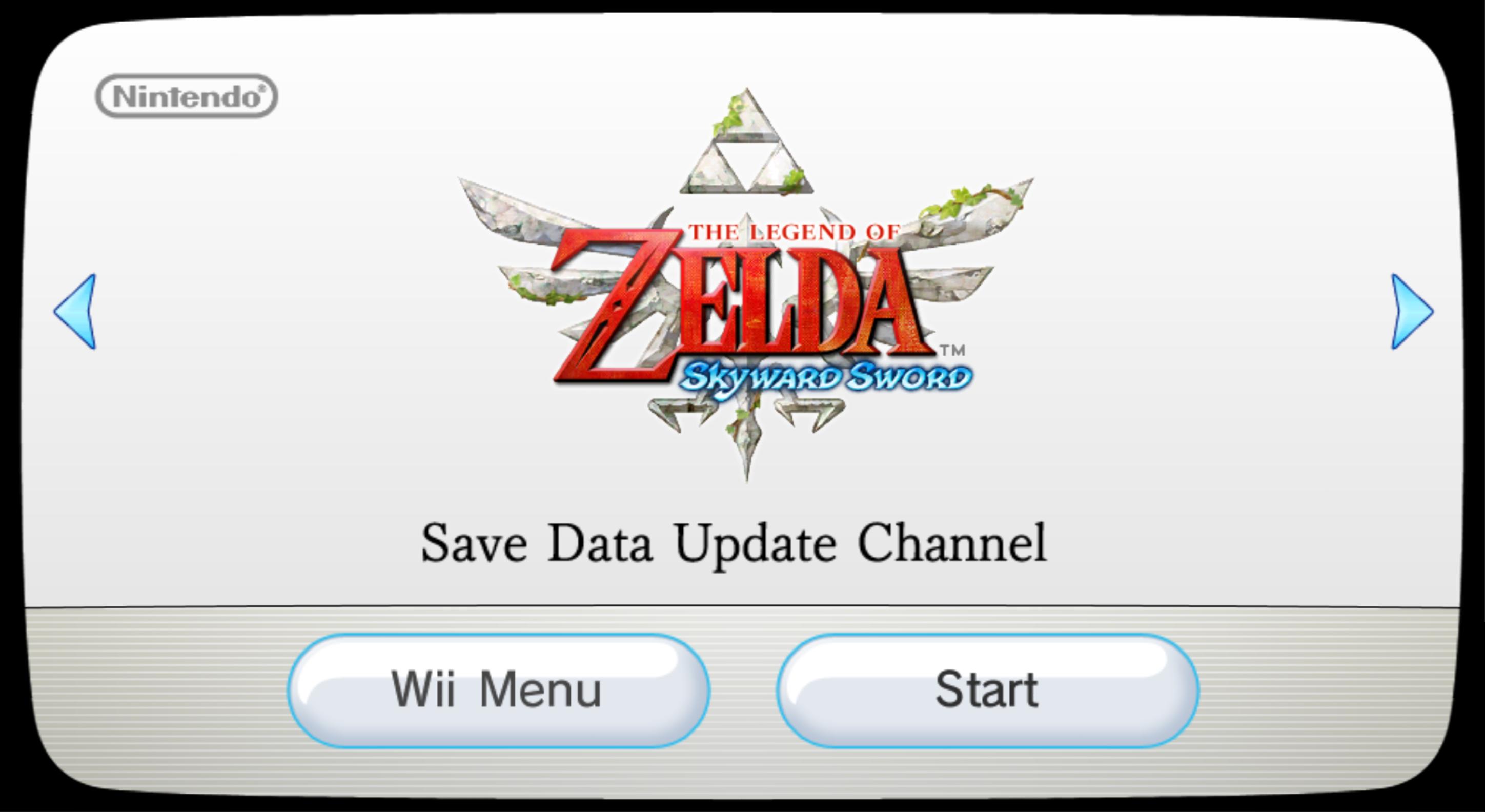 Save Data Update Channel - Dolphin Emulator Wiki