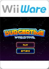 Burgertime World Tour Ketchup