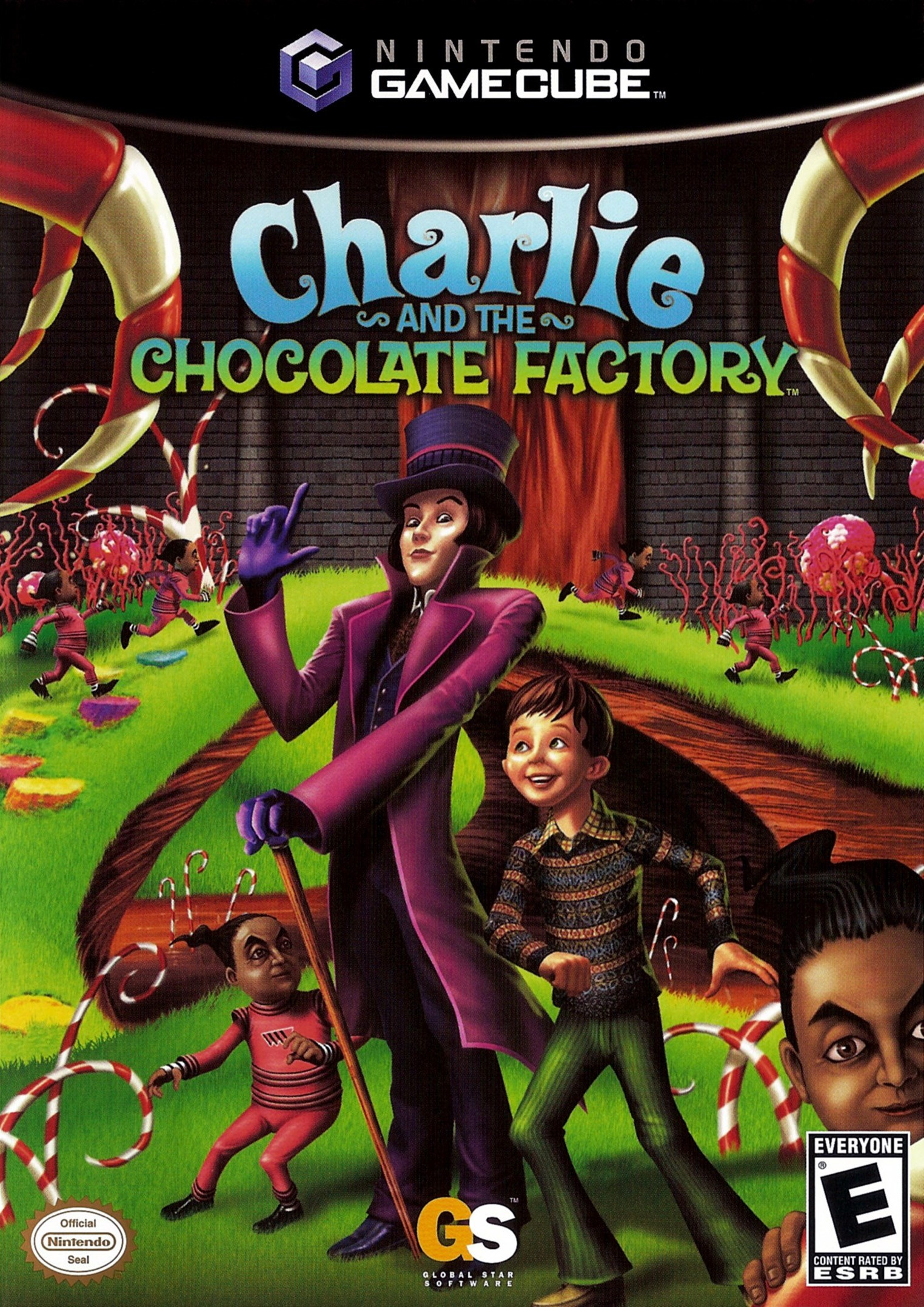 Charlie and the Chocolate Factory - Dolphin Emulator Wiki