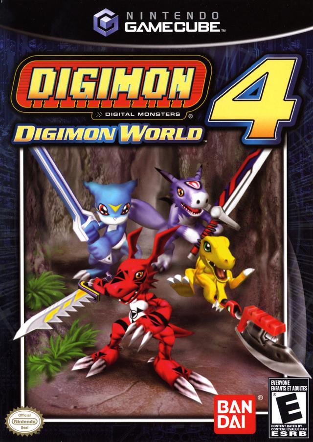 Digimon rumble arena 2 (usa) nintendo gamecube / ngc iso download.