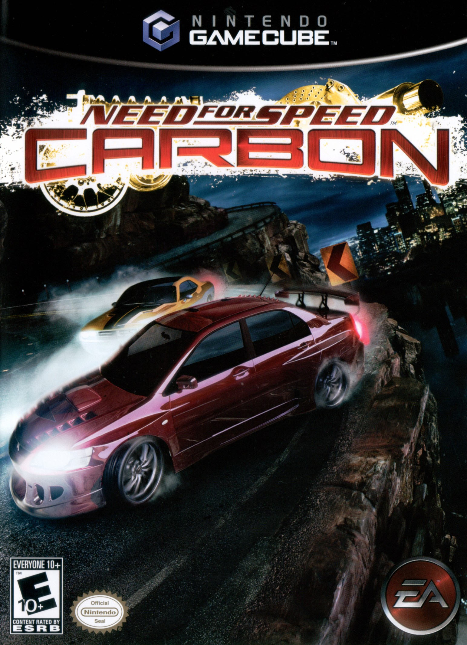 Gc Need For Speed Carbon