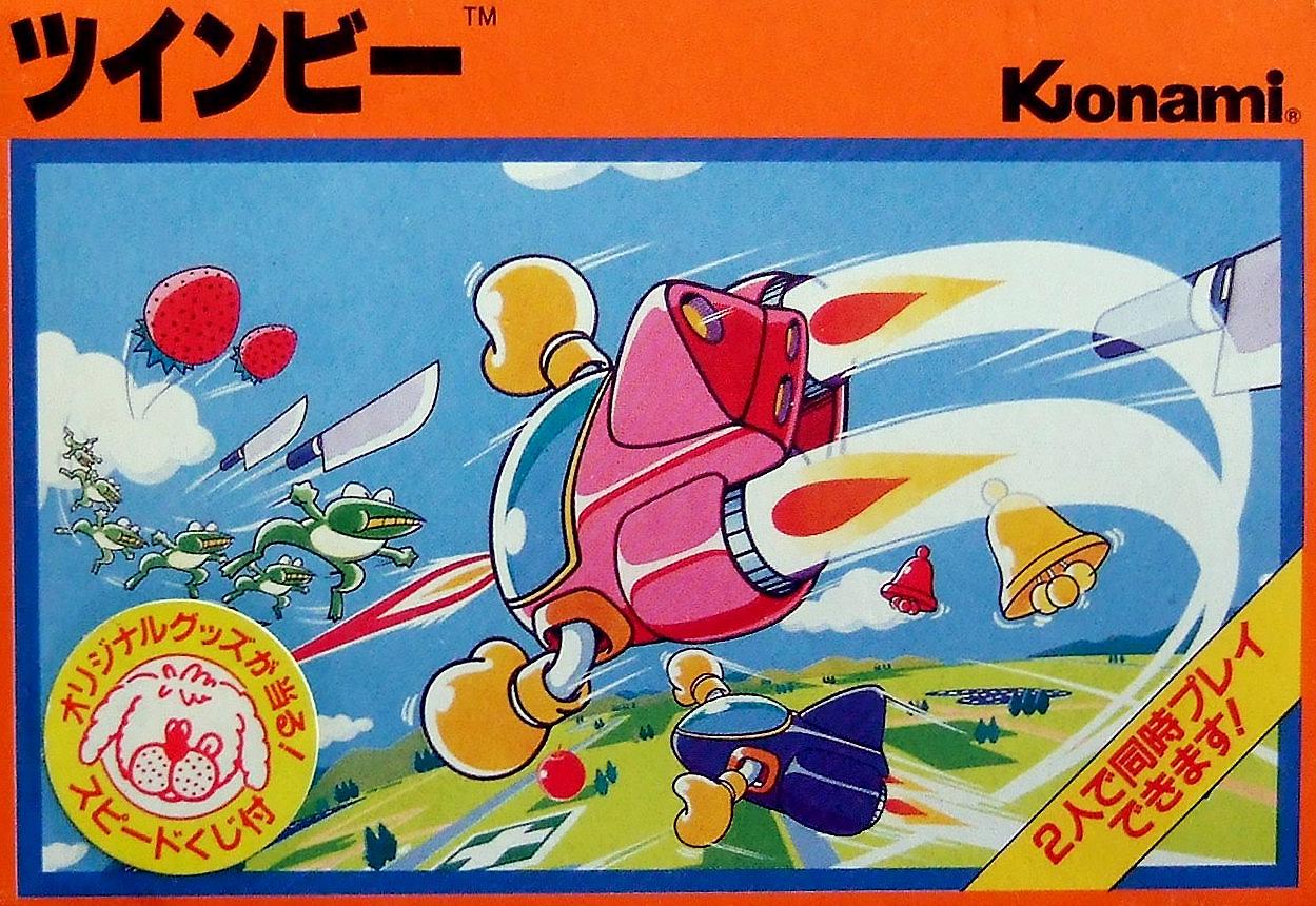 File:TwinBee (NES) jpg - Dolphin Emulator Wiki
