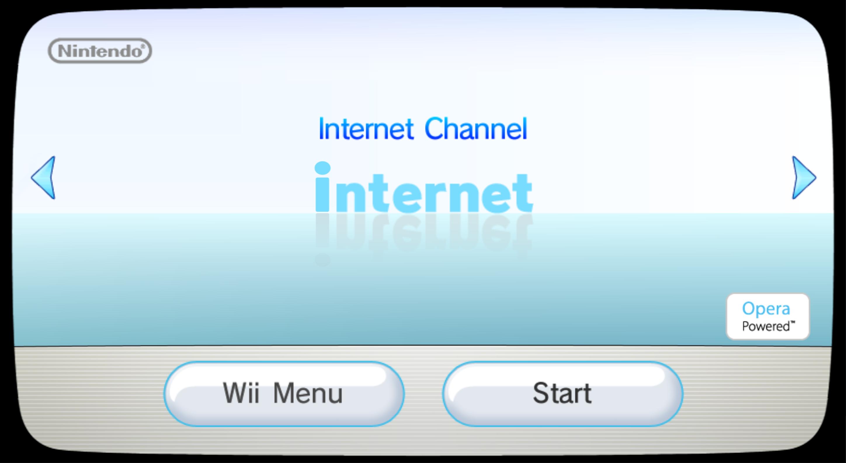 File:Internet Channel.png - Dolphin Emulator Wiki