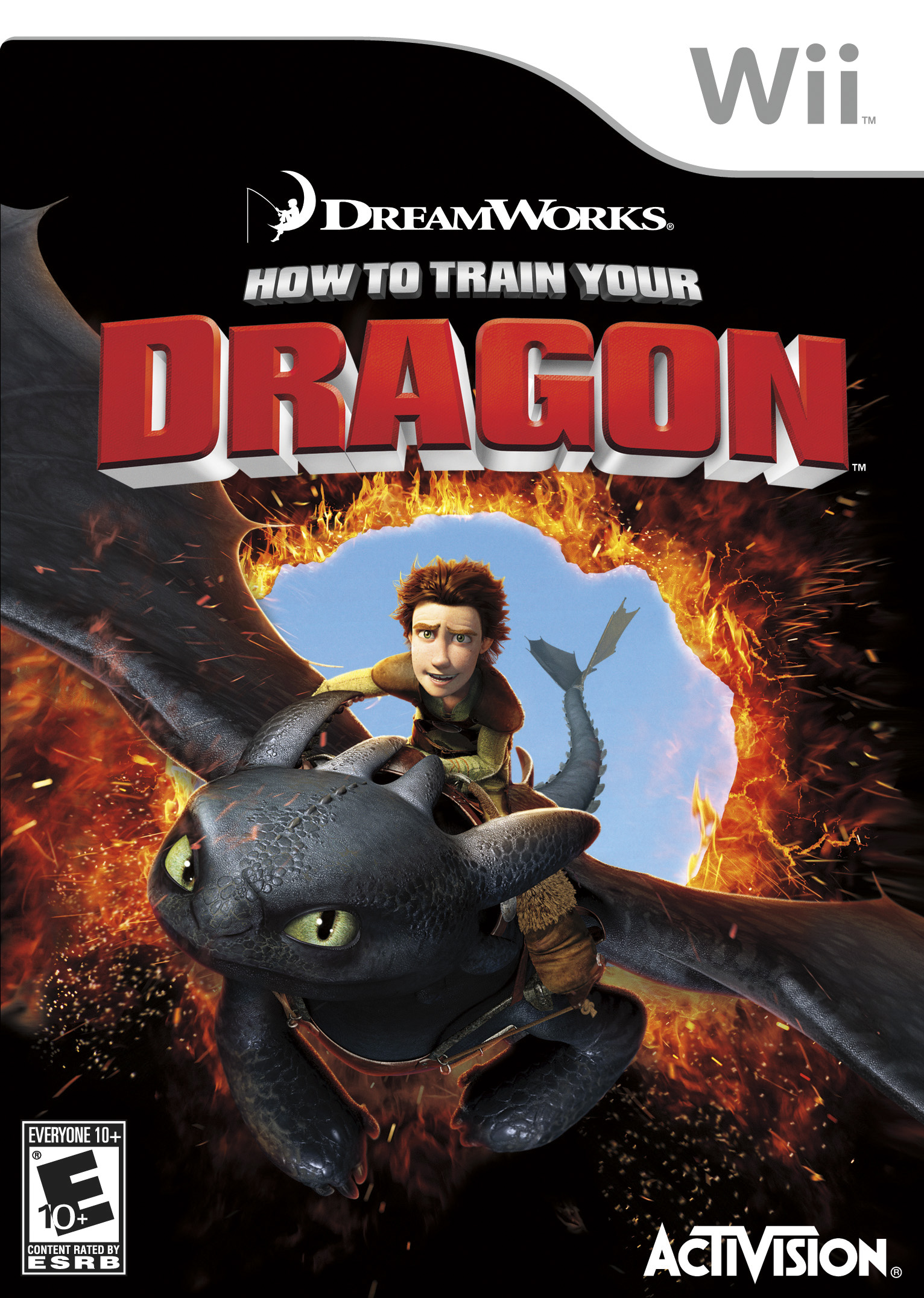 Planned All Along: How To Train Your Dragon (Wii)