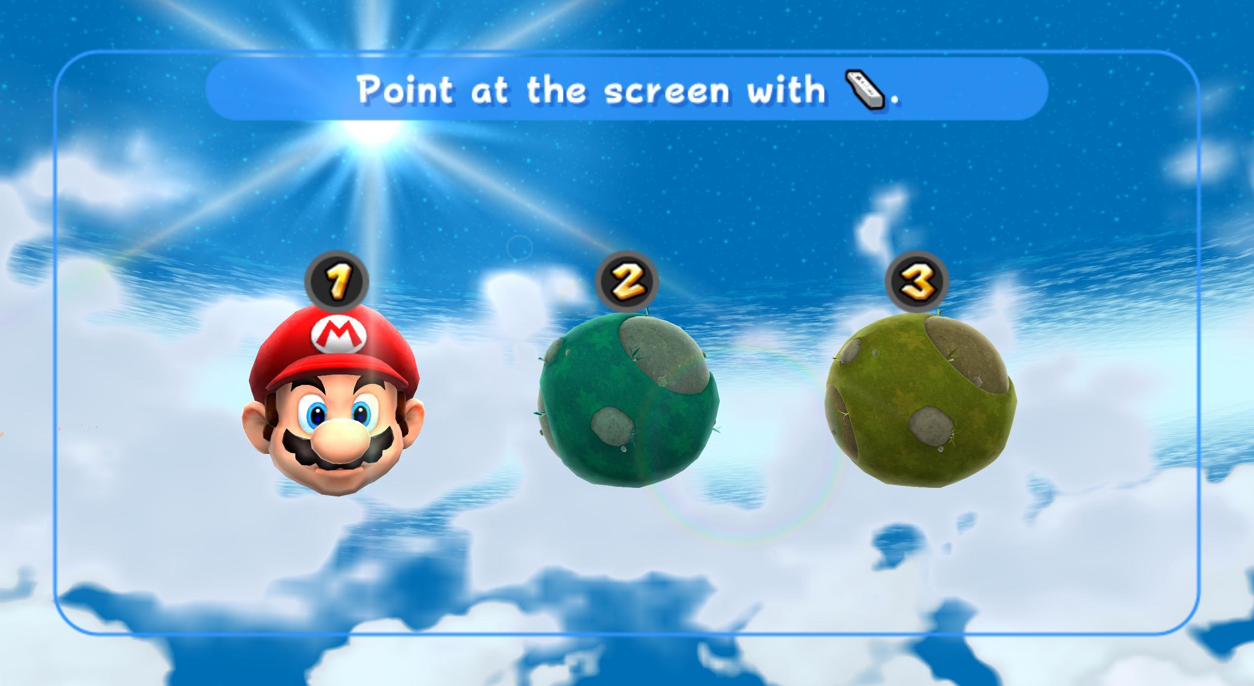Super Mario Galaxy 2 - Dolphin Emulator Wiki