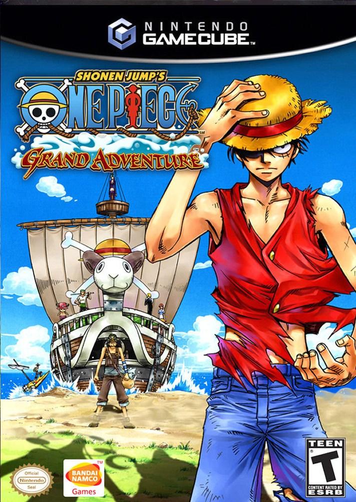 File:One Piece-Grand Adventure.jpg - Dolphin Emulator Wiki