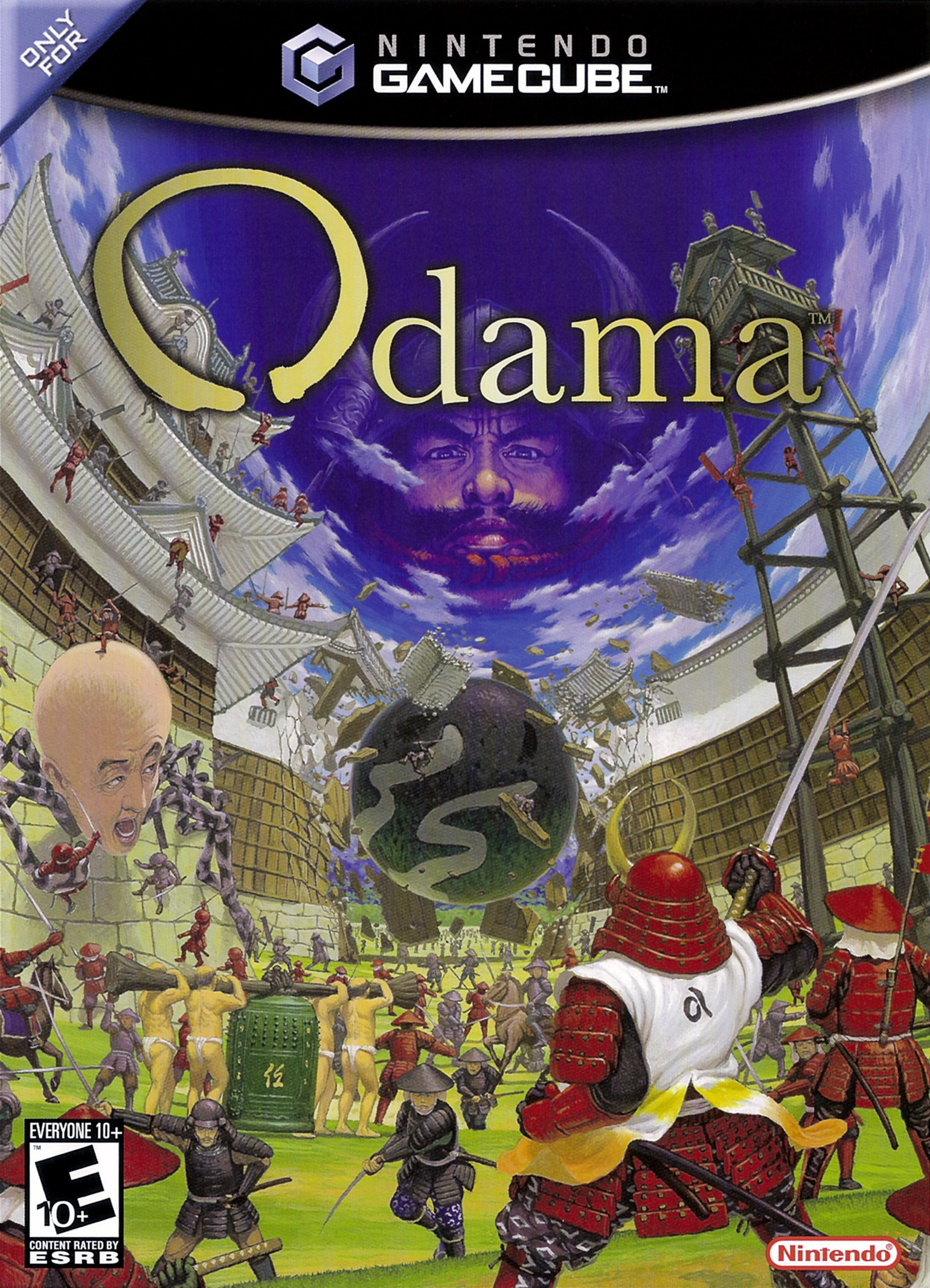 Judge a game by its cover Odama