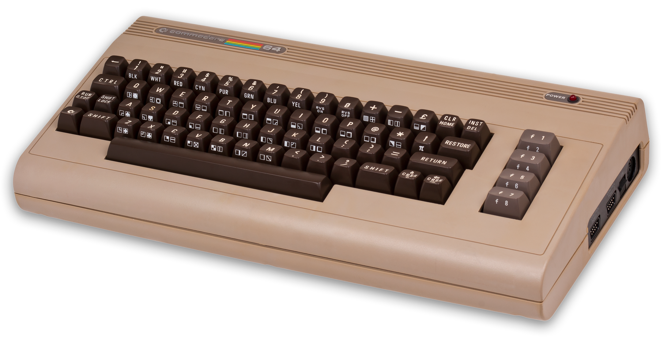 a corporate history of commodore international