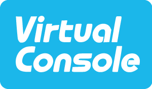 The official Virtual Console logo