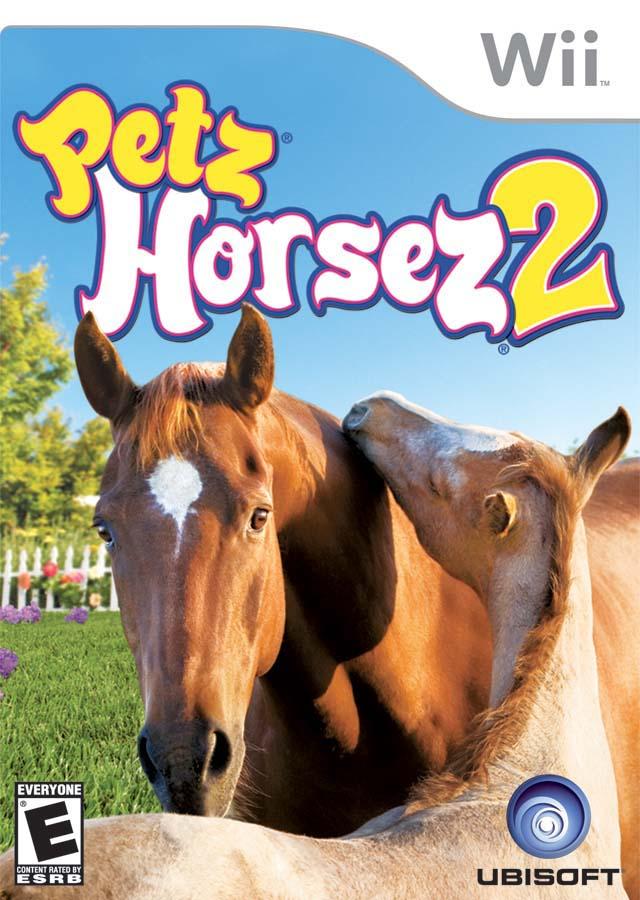 Petz Horsez 2 Horsez Секреты Ранчо Фото