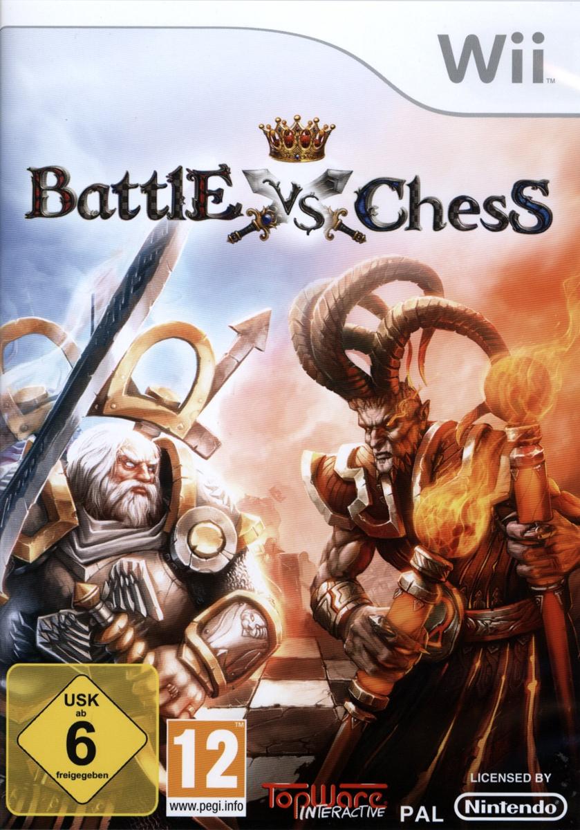 Battle vs chess serial number