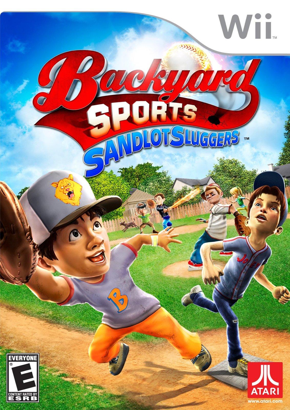 Exceptionnel File:Backyard Sports Sandlot Sluggers