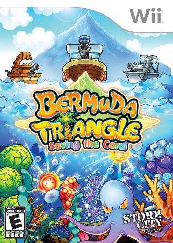 Bermuda Triangle: Saving the Coral Wii ISO