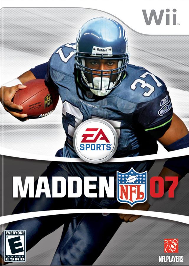 Madden Nfl 11 Wii Madden Nfl 07 Wii Jpg