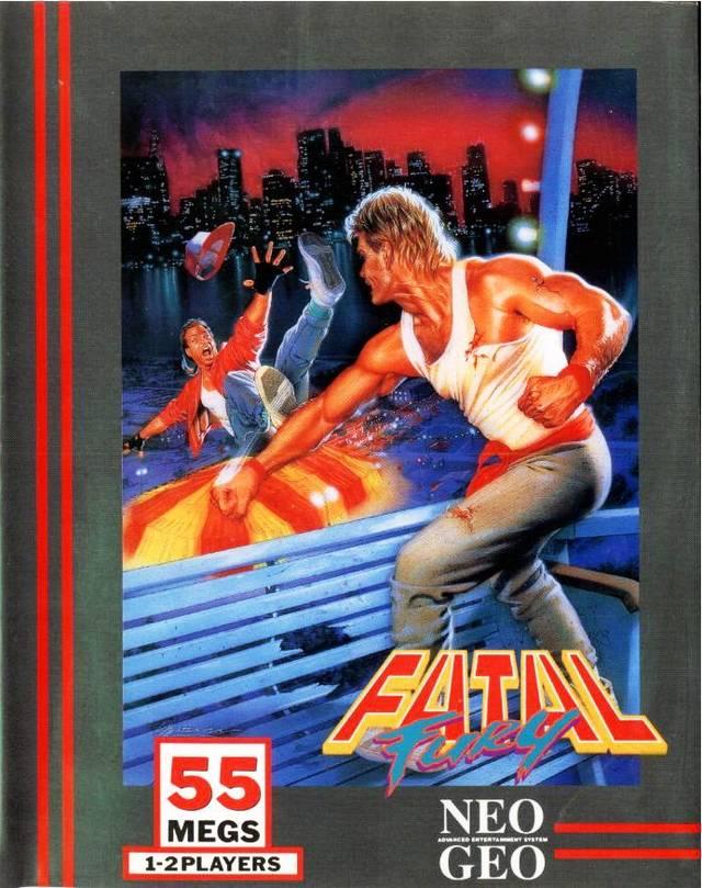 File:Fatal Fury-King of Fighters jpg - Dolphin Emulator Wiki