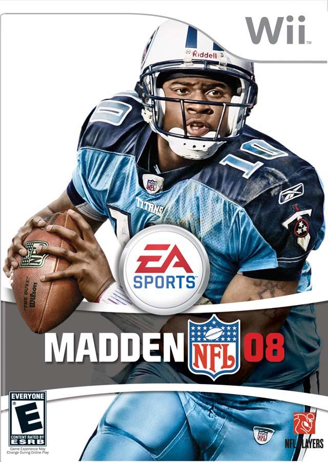 Madden Nfl 11 Wii Madden Nfl 08 Wii Jpg