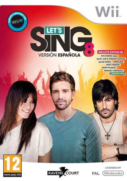 File:Let's Sing 8-Version Española.jpg