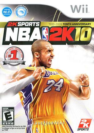NBA 2K10 - Dolphin Emulator Wiki