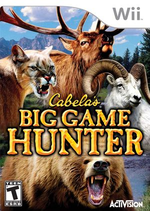 Cabela's Big Game Hunter.jpg