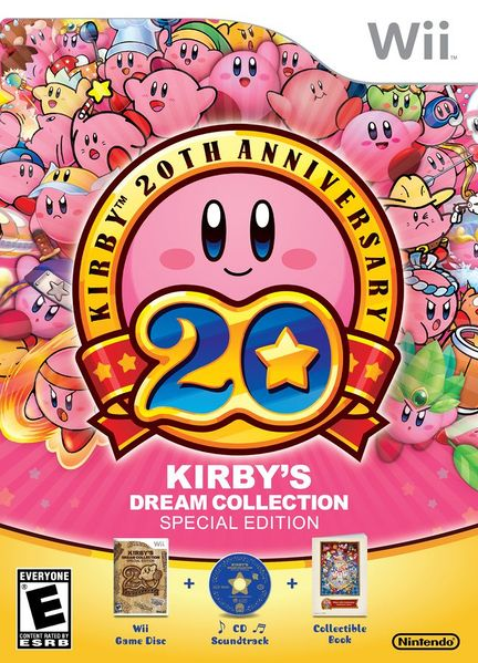 File:Kirby's Dream Collection boxart.jpeg