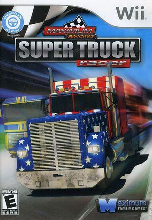 Best Family Truck >> Maximum Racing: Super Truck Racer - Dolphin Emulator Wiki