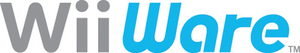 The official WiiWare logo