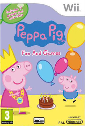 Peppa Pig Fun And Games Dolphin Emulator Wiki