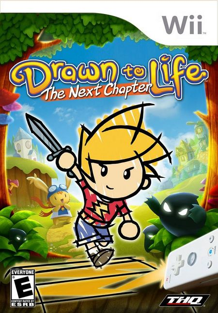 Drawn to Life: The Next Chapter Wii ISO