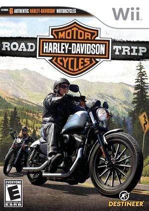 Harley Davidson Genre De Moto