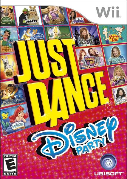 File:Just Dance-Disney Party.jpg