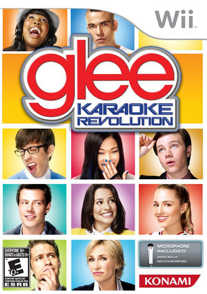 Karaoke Revolution Glee Volume 1.jpg
