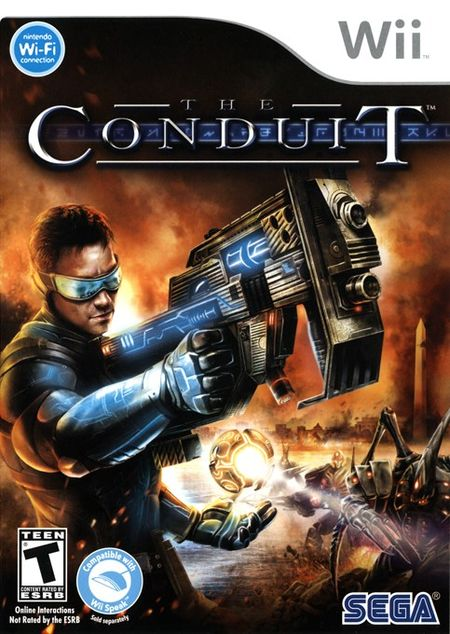 The Conduit Wii ISO