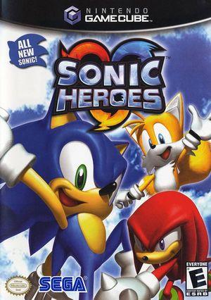 Sonic Heroes Dolphin Emulator Wiki