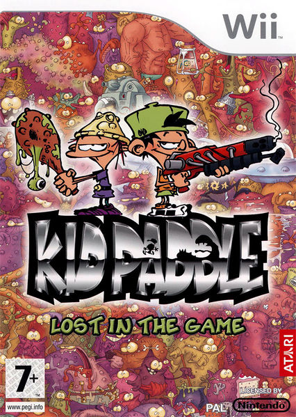 File:Kid Paddle Lost in the Game.jpg