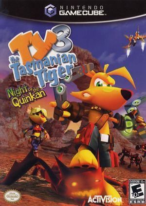 Ty the Tasmanian Tiger 3-Night of the Quinkan.jpg