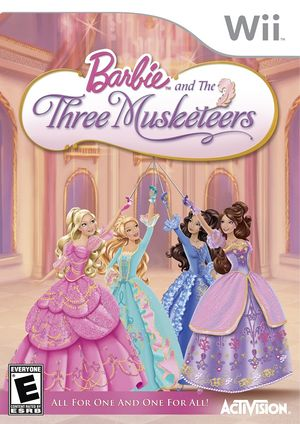 barbie and the three musketeers dolphin emulator wiki