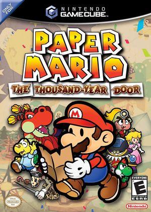 Paper Mario: The Thousand-Year Door - Dolphin Emulator Wiki