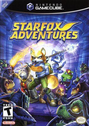 Gc] star fox adventures.