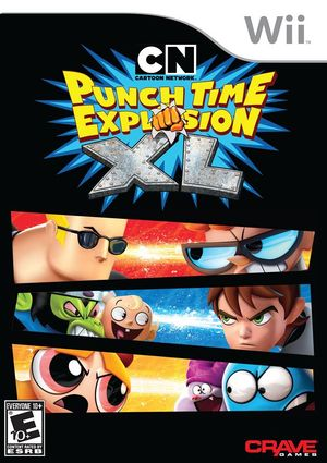 cartoon network punch time explosion xl dolphin emulator wiki