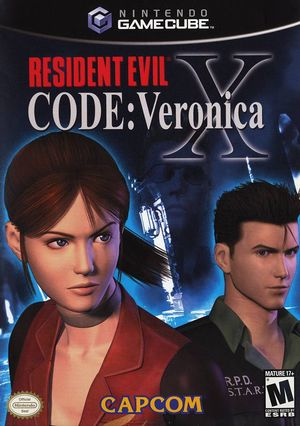 GC] Resident Evil Code: Veronica X