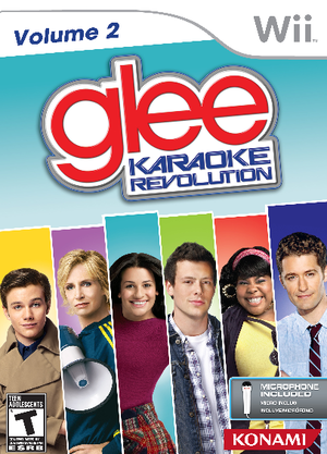 Karaoke Revolution Glee Volume 2.png