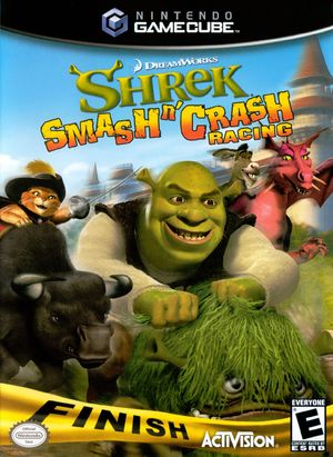 Shrek Smash n' Crash Racing.jpg