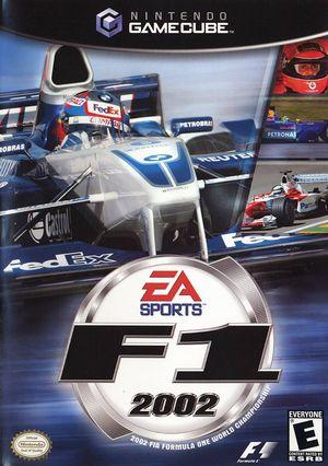 F1 2002 - Dolphin Emulator Wiki