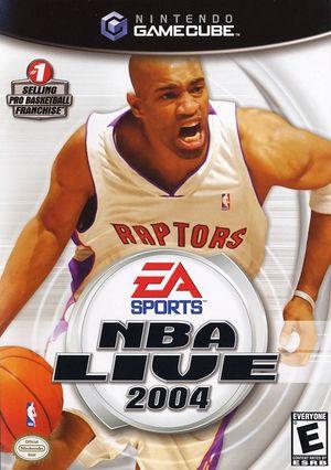 NBA Live 2004 - Dolphin Emulator Wiki