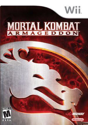 Mortal Kombat: Armageddon - Dolphin Emulator Wiki