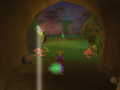 Spyro-A Hero's Tail Shimmering streaking.png