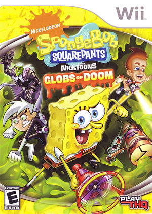 SpongBob SquarePants featuring Nicktoons-Globs of Doom.jpg