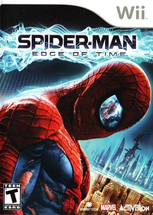 Spider-Man-Edge of Time.jpg